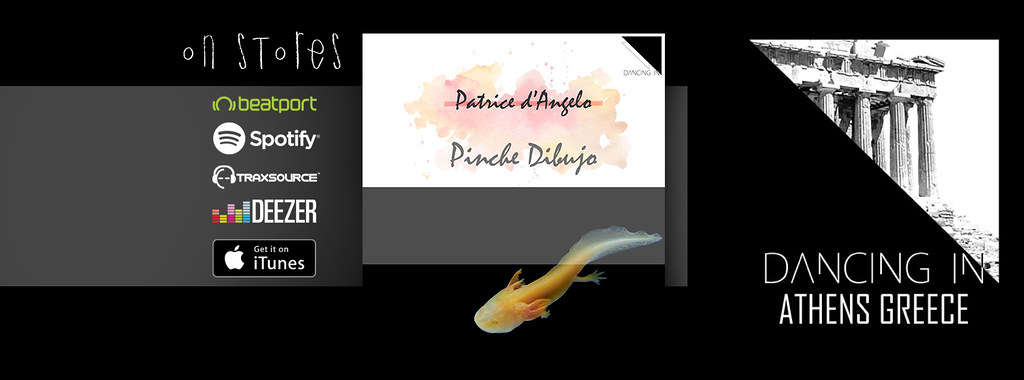 Patrice d'Angelo - Pinche Dibujo EP Dancing In